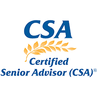 Certified Senior Advisor logo
